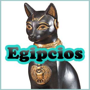 Nombres de gatos egipcios
